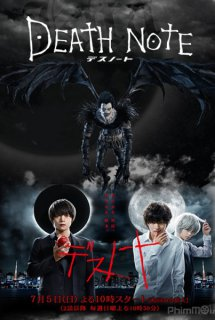 Death Note 2015 (Live Action)