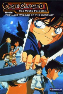 Detective Conan Movie 3: The Last Wizard of the Century - Ảo Thuật Gia Cuối Thế Kỷ - Case Closed Movie 3, Meitantei Conan: Seikimatsu no Majutsushi (1999)