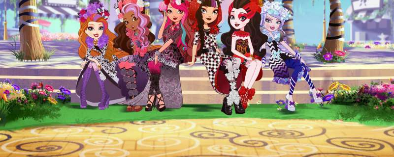 Ever After High Movie 2 : Spring Unsprung - Ever After High Special S4