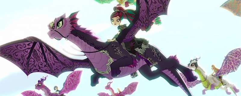 Ever After High Movie 4 : Dragon Games - Ever After High Special S6