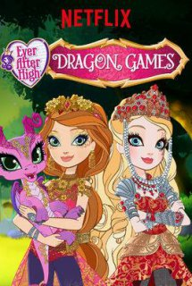 Ever After High Movie 4 : Dragon Games - Ever After High Special S6 (2016)