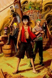 One Piece Special 1: Adventure In The Ocean's Navel - One Piece Special 1