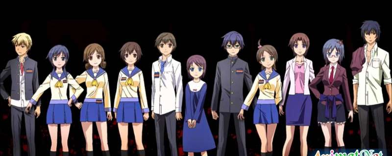 Corpse Party: Tortured Souls - Bougyakusareta Tamashii no Jukyou - Corpse Party: Tortured Souls OVA