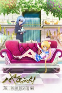Hayate No Gotoku! I Can't Take My Eyes Off You! - Hayate the Combat Butler! Can't Take My Eyes Off You