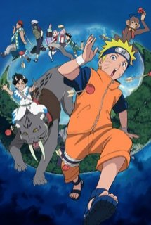 Naruto: Movie 3 - Dai Koufun! Mikazuki Jima no Animaru Panikku Dattebayo! - Naruto the Movie 3: Guardians of the Crescent Moon Kingdom | Naruto Movie Volume 3 | Naruto: Gekijouban Naruto: Dai Koufun! Mikazuki-jima no Animal Panic Datte ba yo! (2006)