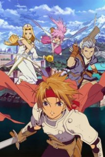 Tales of Phantasia: The Animation - Tales Of Phantasia THE ANIMATION (2004)