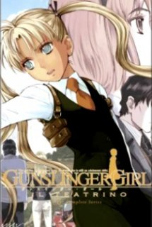Gunslinger Girl: Il Teatrino - Gunslinger Girl 2nd Season | Gunslinger Girl Second (2008)