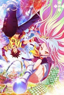 No Game No Life - No Game, No Life [Bluray]