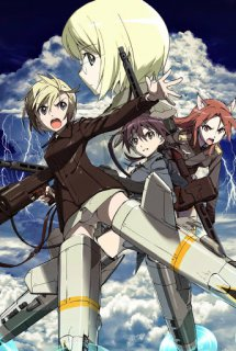 Strike Witches - Operation Victory Arrow - Saint Trond's Thunder | Tiếng Sấm của Saint Trond (2014)