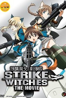 Strike Witches The Movie [BD] - Strike Witches Movie (2012)