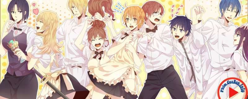 Working!! - Wagnaria!! (Ss1)