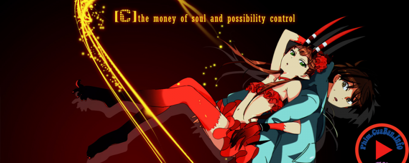 [C] The Money of Soul and Possibility Control - C: The Money of Soul and Possibility Control [Blu-ray]