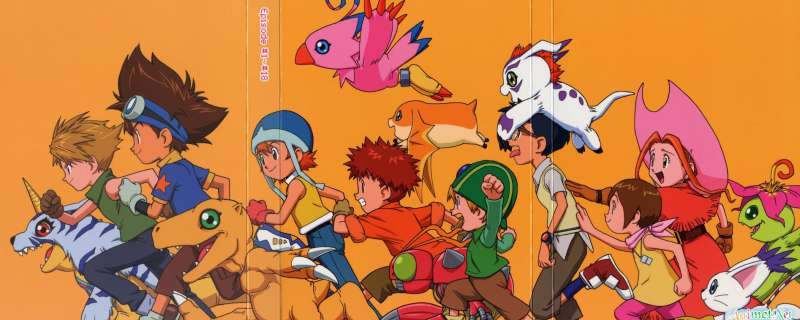 Digimon Adventure (SS1) - Digimon: Digital Monsters (SS1)