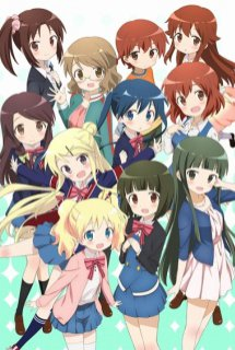 Hello!! Kiniro Mosaic - Kiniro Mosaic 2nd Season | KINMOZA! 2nd Season | Kinmosa 2nd Season | Golden Mosaic 2nd Season