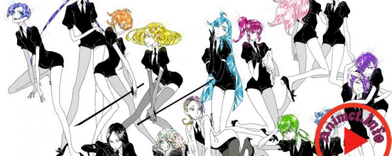 Houseki no Kuni (TV) - Country of Jewels, Land of the Lustrous