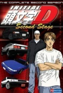 Initial D: Second Stage 2000 Ss2 - Initial D Second Stage 2000 [Ss2] (1999)