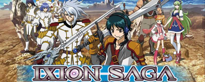 Ixion Saga: Dimension Transfer - Ixion Saga DT
