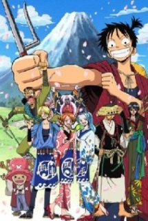 One Piece Special 4: The Detective Memoirs of Chief Straw Hat Luffy - One Piece Special 4