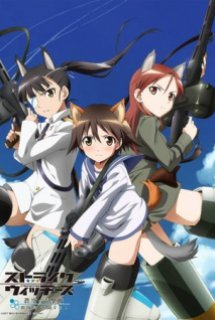 Strike Witches (TV) - Strike Witches TV [Bluray]
