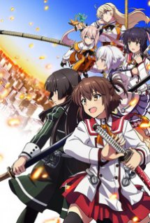 Toji no Miko - Sword User Shrine Maiden | The Shrine Maiden Swordwielders