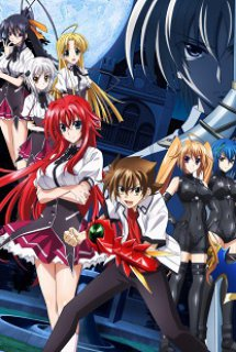 High School DxD New - High School DxD New, High School DxD Dai 2-ki, High School DxD 2nd Season, High School DxD Second Season, Highschool DxD 2
