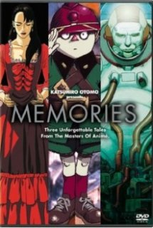 Memories The Movie - Katsuhiro Otomo Presents: Memories | Magnetic Rose | Stink Bomb | Cannon Fodder (1995)