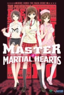 Zettai Shougeki: Platonic Heart - Master of Martial Hearts (2008)