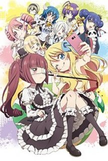 Jashin-chan Dropkick' - Dropkick on My Devil!! Dash, False God My Dropkick 2nd Season, Dropkick on My Devil!! 2nd Season (2020)