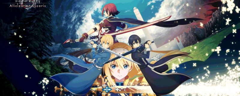 Sword Art Online: Alicization - War of Underworld 2nd Season - Sword Art Online Alicization War of Underworld Part 2, Sword Art Online: Alicization 3rd Season, Sword Art Online III 3rd Season, SAO Alicization 3rd Season, Sword Art Online 3 3rd Season, SAO 3 3rd Season, SAO III 3rd Season